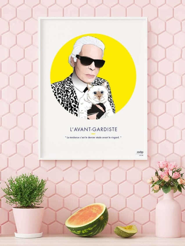 affiche-karl-lagerfeld-product-B