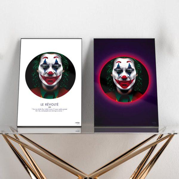 Affiches ASAP Le Joker film 2019